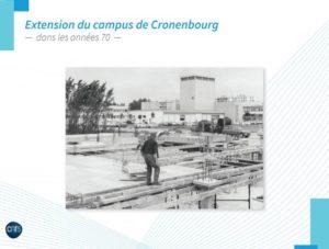 Regards sur le campus CNRS de Cronenbourg @ Campus CNRS de Cronenbourg